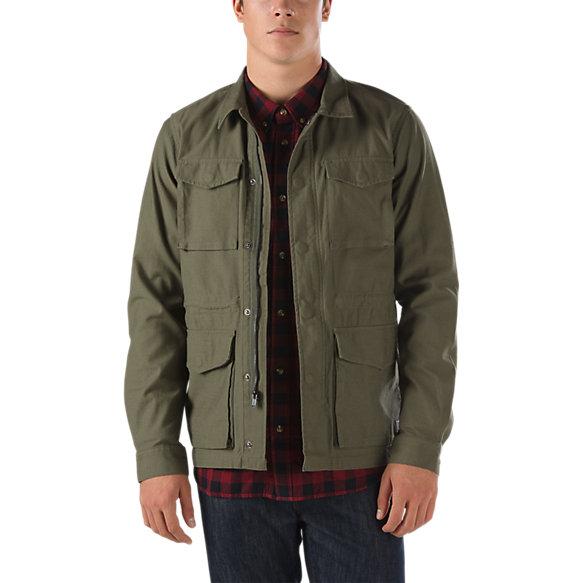 vans jacket