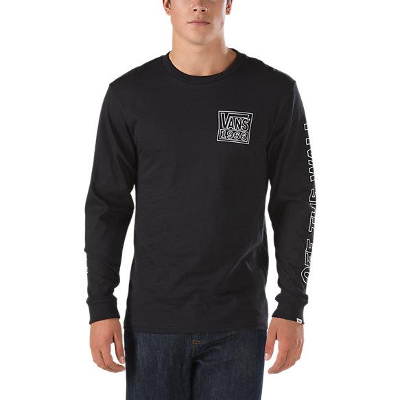 Crestwood Long Sleeve T Shirt Shop Mens T Shirts At Vans
