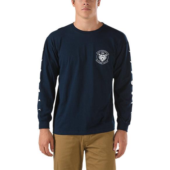 Chima Long Sleeve T Shirt Shop Mens T Shirts At Vans