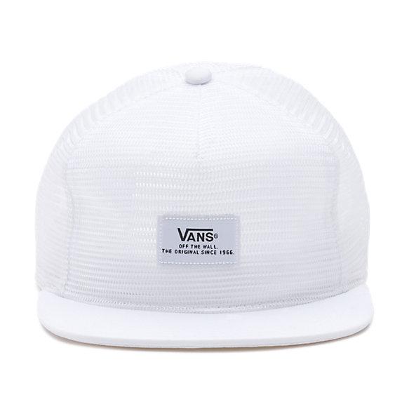 fc27de2b574 Temp Mesh Trucker Hat Mens Hats At Vans