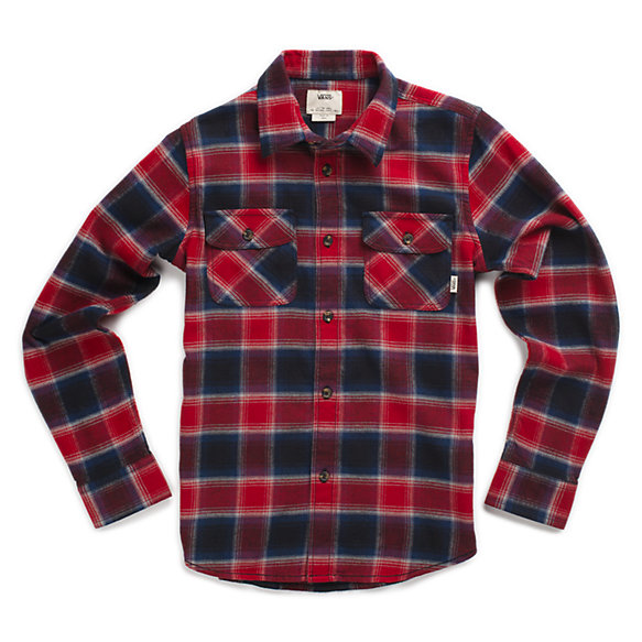 Boys Banfield Flannel Shirt