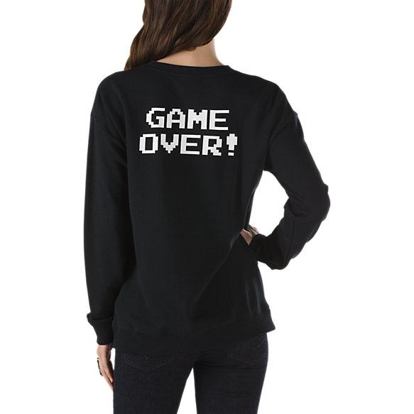 Very Cheap Cheap Online Womens Gamer Crew Sweatshirt Vans Sale Online Store nhP0NpqjM