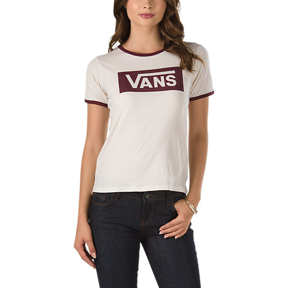 V Tangle Ringer T-Shirt