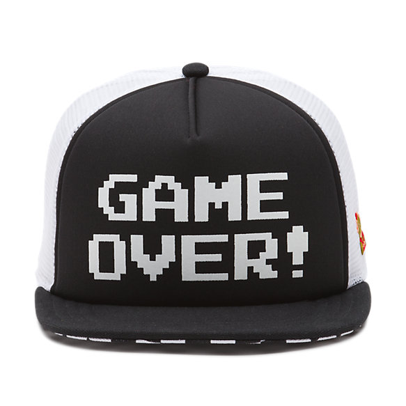 Nintendo GAME OVER Trucker Hat