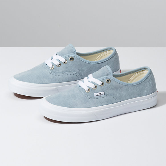Pig Suede Authentic