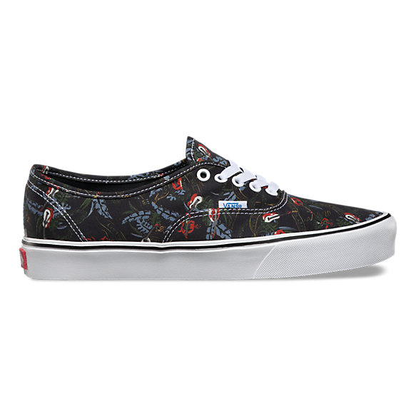 vans authentic lite black black nz