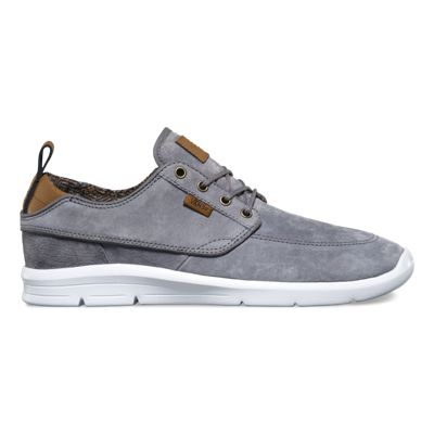 Mens Shoes - Vans Brigata Lite S&L  Tornado