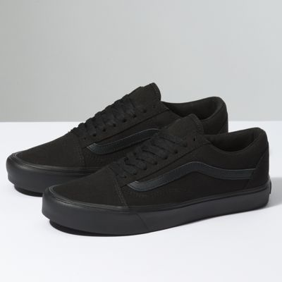 Vans Old Skool Black Black Nere Triple Black