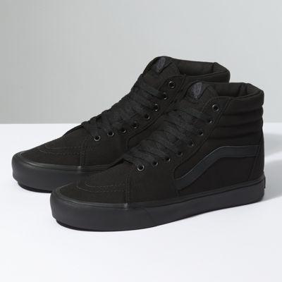 Vans Sk8-Hi Lite- Black trainers