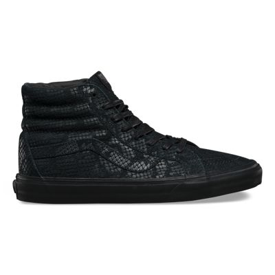 Sk8-Hi Reissue DX Reptile High-Top Leather Skateboarding Shoe