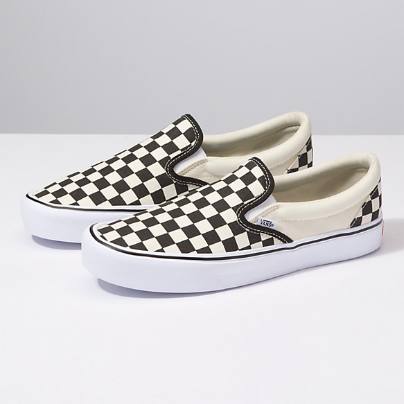 Checkerboard Slip-On Lite