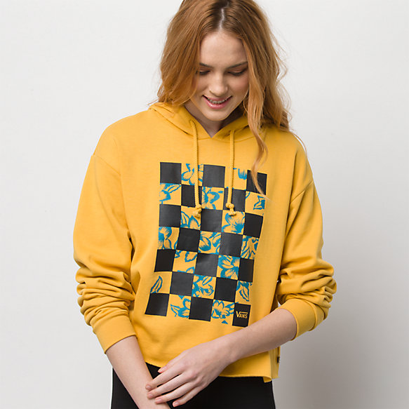 Elecheck Pullover Hoodie