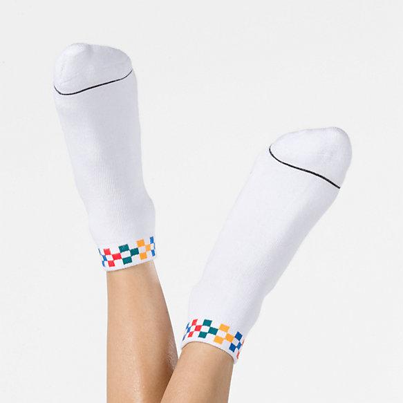 7db0a4dcfb75b Peek-A-Check Crew Sock | Shop Womens Socks At Vans