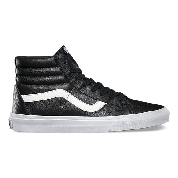 Premium Leather SK8-Hi Reissue