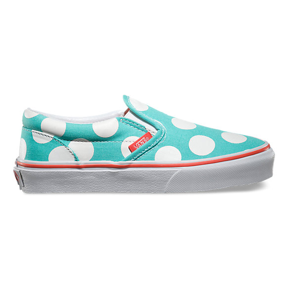 c9412b760f Kids Polka Dots Classic Slip-On