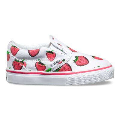 8cbaf1f34de Toddlers Strawberries Slip-On