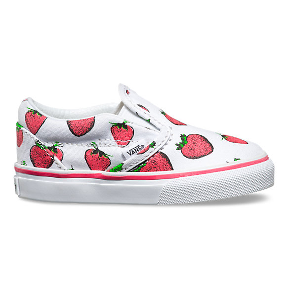 a98e53b9ed Toddlers Strawberries Slip-On