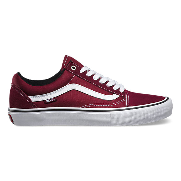 Old Skool Pro | Shop Skate Shoes At Vans