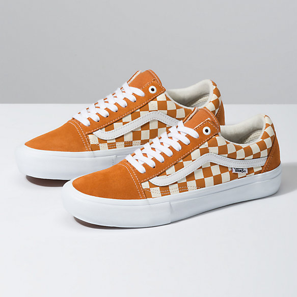 Checkerboard Old Skool Pro