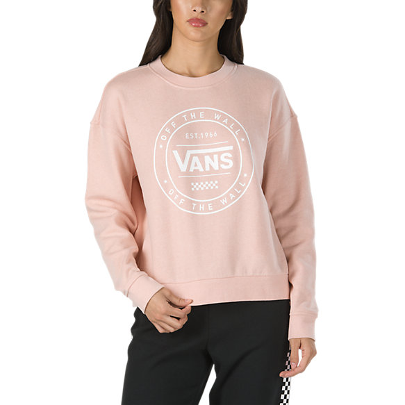 Circled Vans Crew Sweatshirt