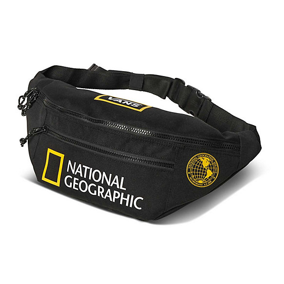 Vans X National Geographic Ward Cross Body Pack