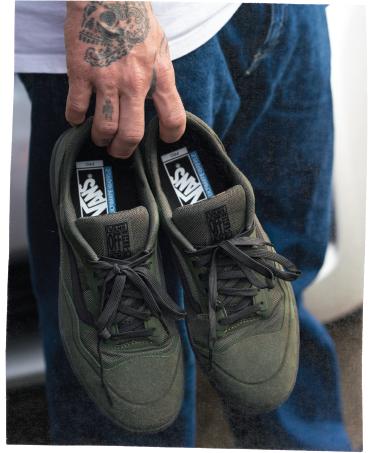 scarpe skateboard vans