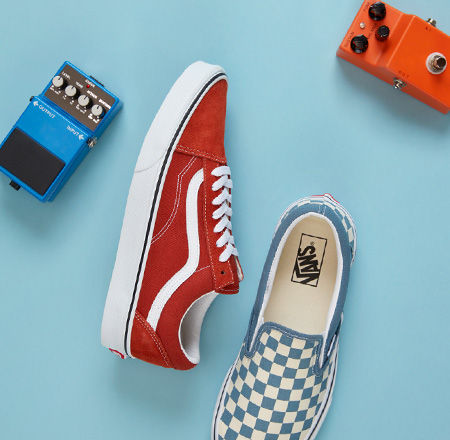 Vans EU | Men's, Women's & Kids' Shoes | Clothes & Backpacks