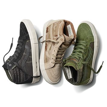 08ec28173dda98 Vans and DEFCON Resurrect the Sk8-Hi Notchback Pro