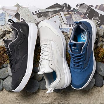Vans Introduces the UltraRange