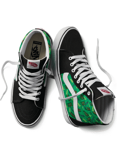 chaussure vans personalise