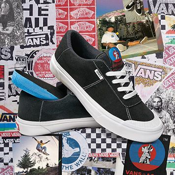 6074fe97979a Vans Reissues Salman Agah s First Pro Model in Honor of Vans  50th  Anniversary