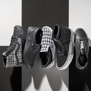cf43f97c6a8a1b VANS AND KARL LAGERFELD ANNOUNCE FALL 2017 COLLABORATION