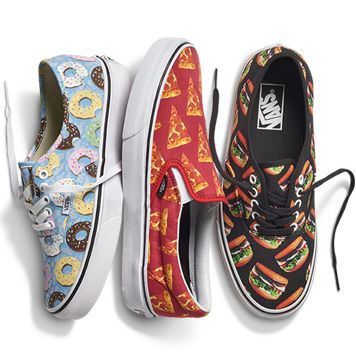 Curb Your Food Cravings with the Late Night Pack by Vans