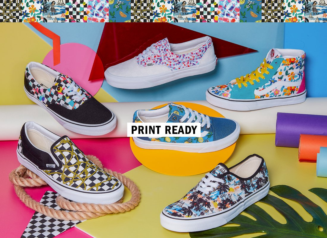 Vans® Custom Shoes | Design Your Own Shoes