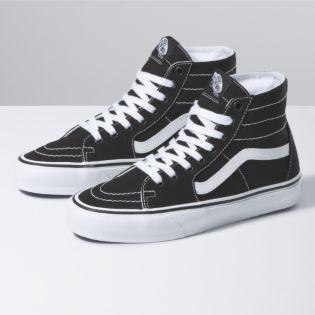 SK8 Taper Shoe Black