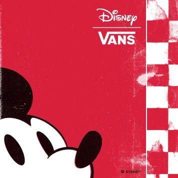 2bd9f382666 Vans Celebrates Mickey Mouse