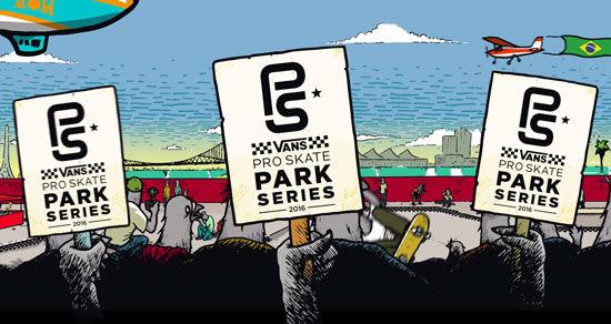2016 Vans Pro Skate Park Series Select Pros Announced 5a618d598