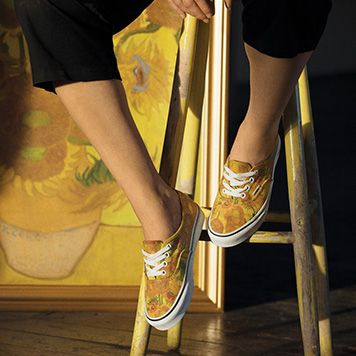 Image result for VAN GOGH VANS
