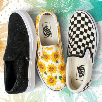 souliers vans femme canada