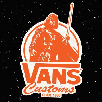 Vans Customs Releases Two Exclusive Vans x Star Wars Prints