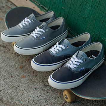 Vans releases Elijah Berle's signature colorways of the Authentic Pro