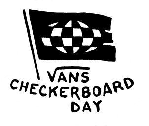 Checkerboard Day