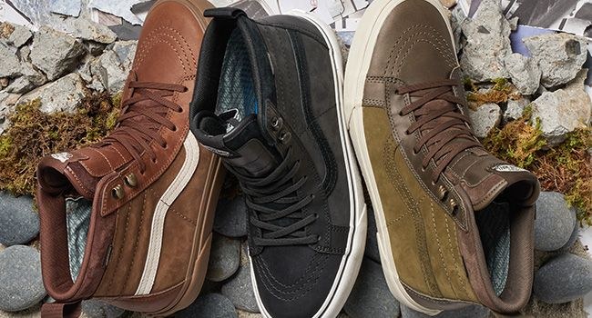 fcdc0858ab Vans® Vault Collection