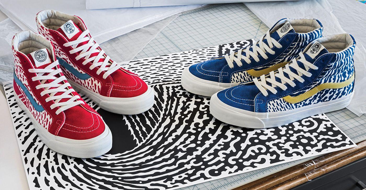 27c6d6a35ac52 Fantastic Vans® Vault Collection   Vault Shoes at Vans II62