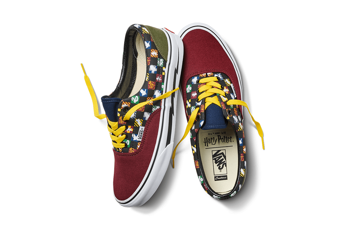 2zapatos vans de harry potter