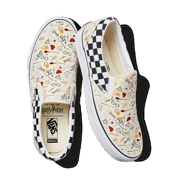 custom slip on vans ideas