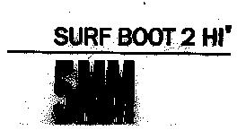 Vans surf boot 2HI 5mm
