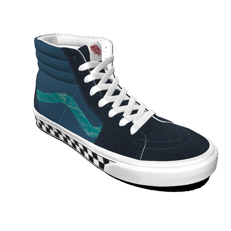 scarpe vans custom