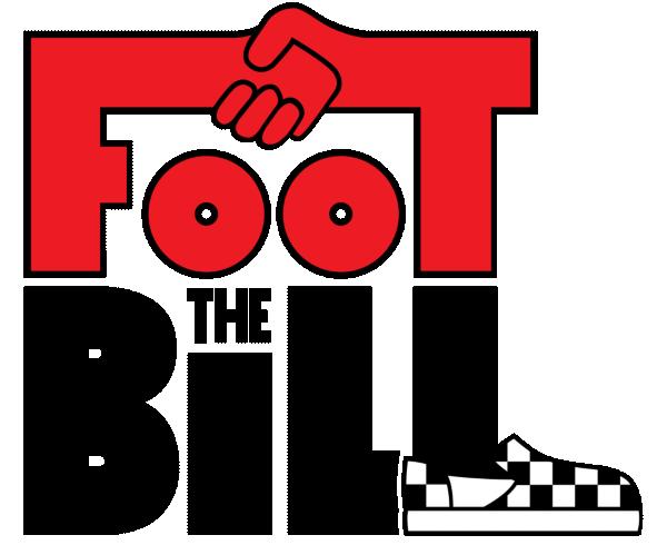 Vans Foot The Bill quarantine campaign