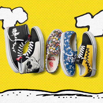 5ea0404f2e1 THE VANS X PEANUTS COLLECTION